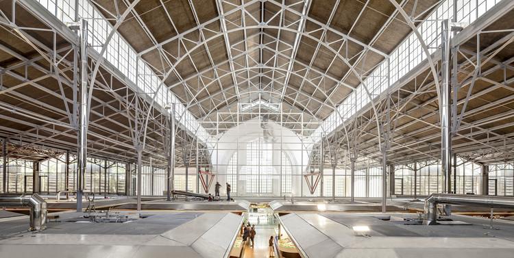 Ninot Market Refurbishment / Mateo Arquitectura, © Adrià Goula