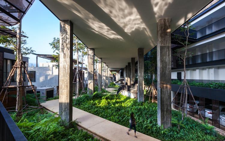 Botanica Khao Yai / Vin Varavarn Architects, © Spaceshift Studio