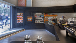 Coffee Bar Kearny / jones | haydu