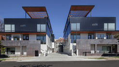 Emerson Rowhouse / Meridian 105 Architecture