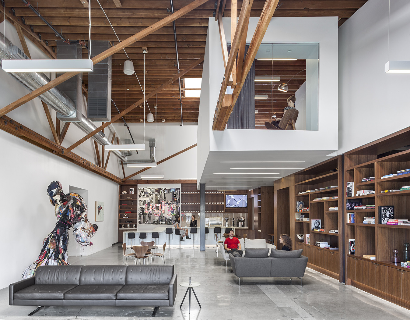 Smashbox Studios. Image Courtesy of Gensler