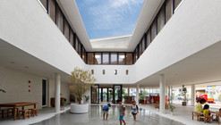 D1 Kindergarten and Nursery / HIBINOSEKKEI + Youji no Shiro