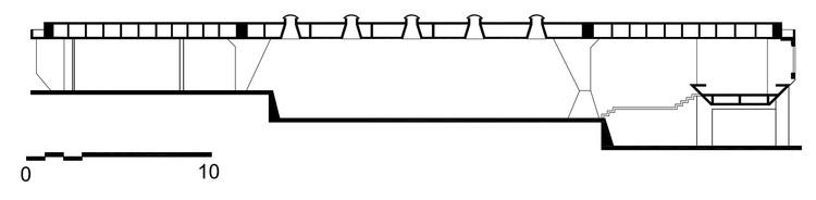 Corte Esquemático 2. Image © Jamile Weizenmann