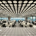 Uralchem Headquarters; Moscow / Luis Pedra Silva - Pedra Silva Architects. Image Courtesy of INSIDE