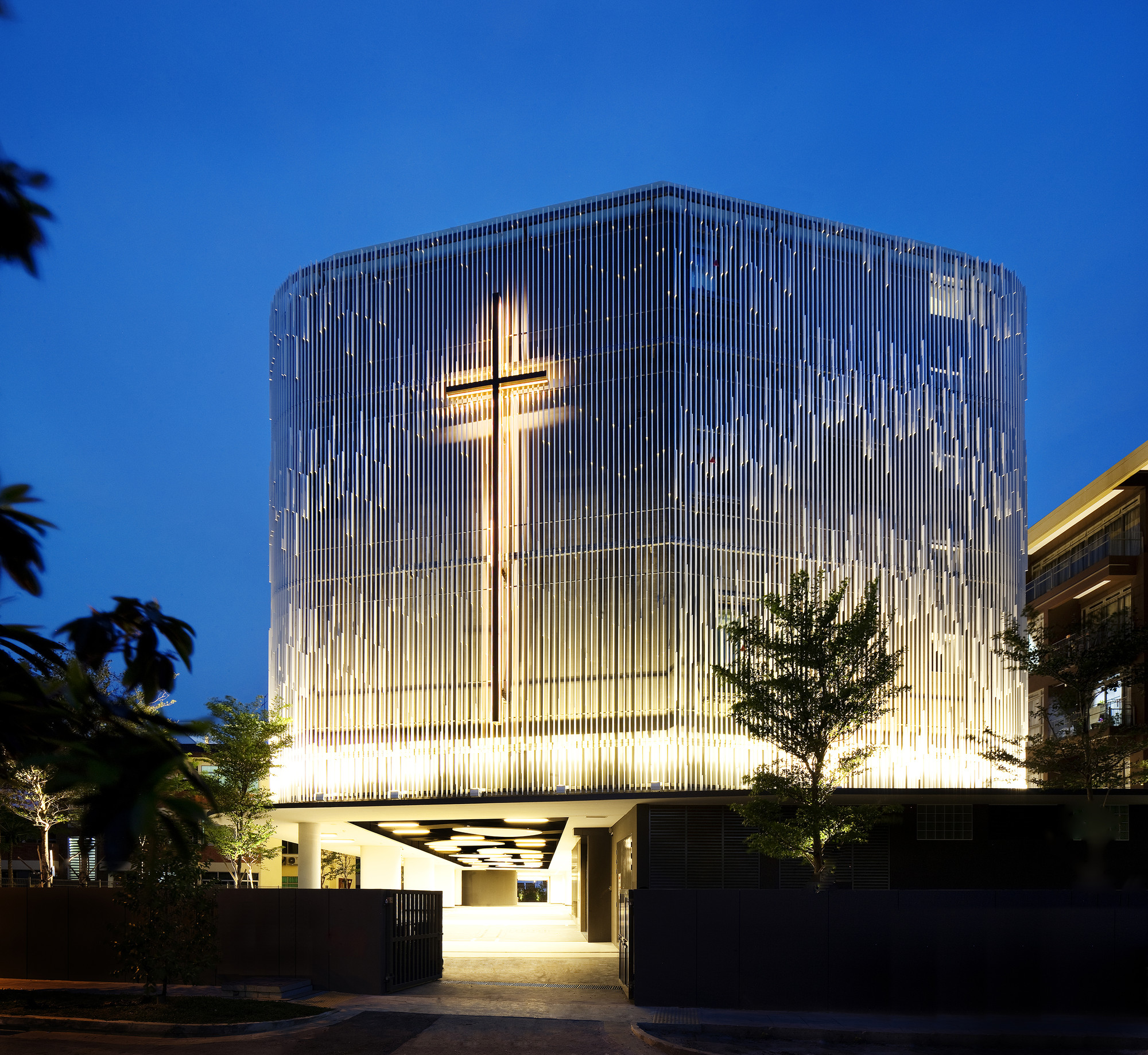 Christ Methodist Church / K2LD Architects | ArchDaily
