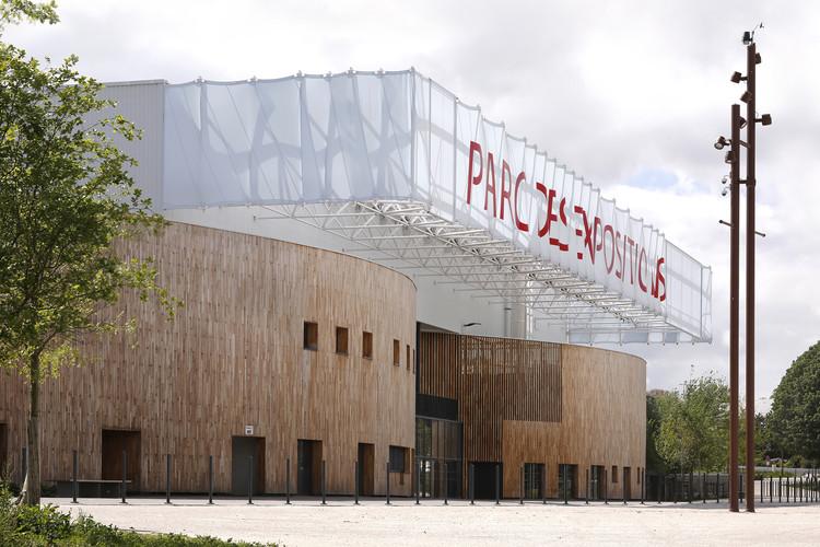 Reconstrucción del Exhibition Center Hall 2 / Jean-François Schmit, Cortesía de Jean-François Schmit