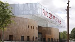 Reconstrucción del Exhibition Center Hall 2 / Jean-François Schmit