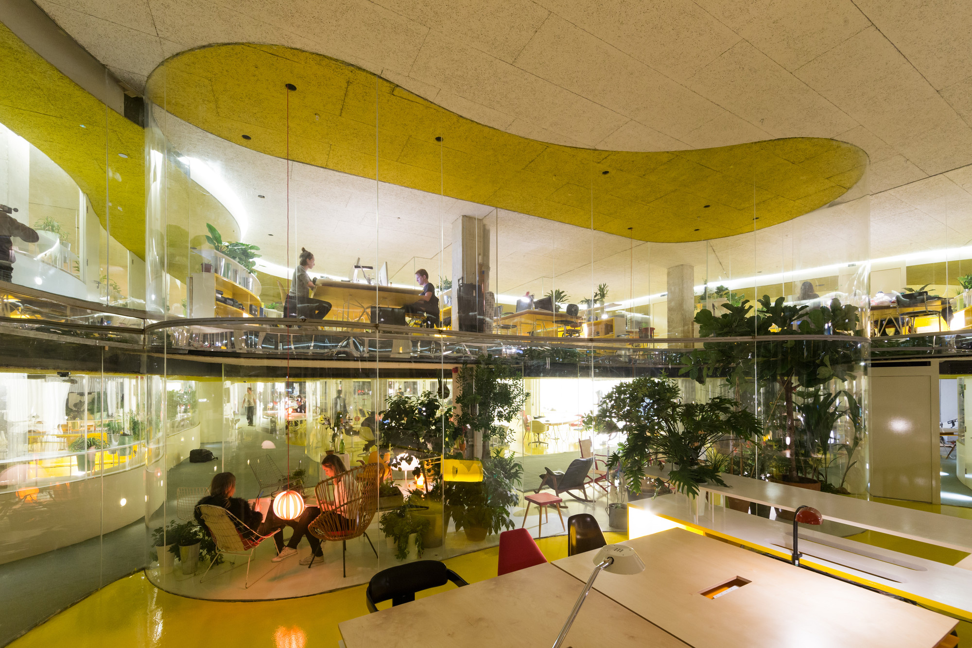 Gallery Of Second Home London Office Selgascano 2