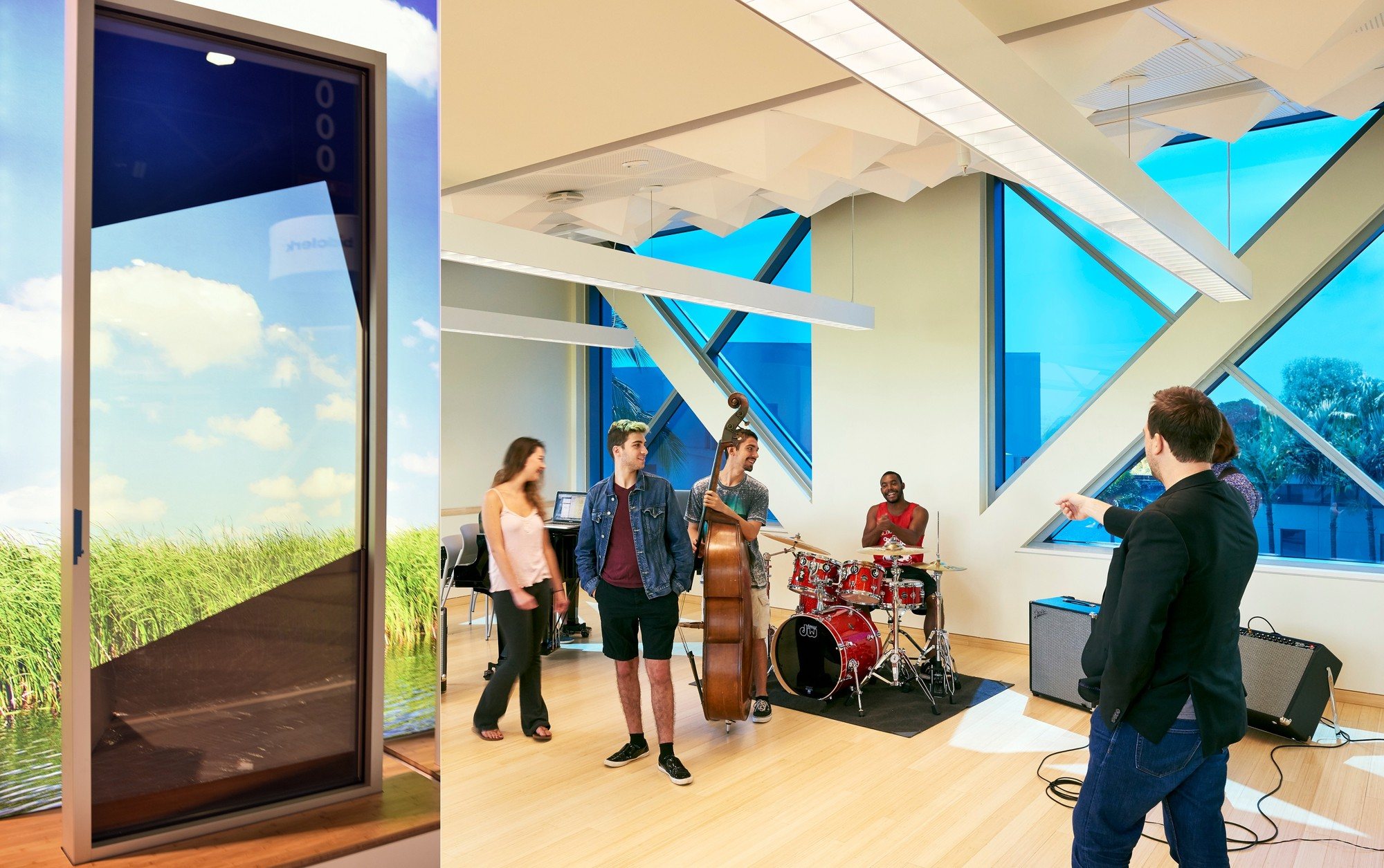 SageGlass Unveils Latest Developments in Smart Glass Technology, Courtesy of SageGlass