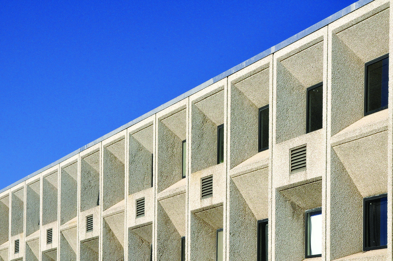 Gallery of how heroic concrete architecture and the new boston h - Marcel breuer architecture ...