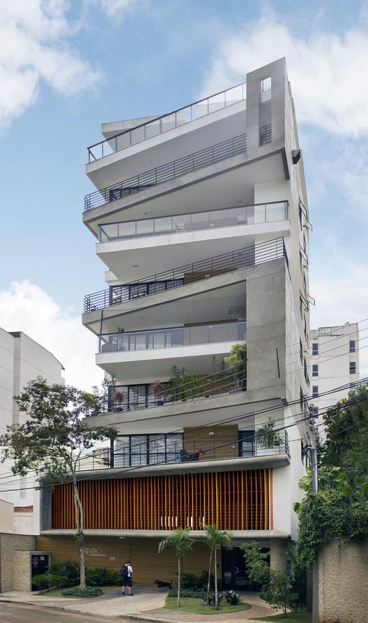 Edificio Trentino / Skylab Arquitetos, © Maria Toscano
