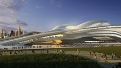 Japan Stands Behind Plans to Build Zaha Hadid's Tokyo Stadium