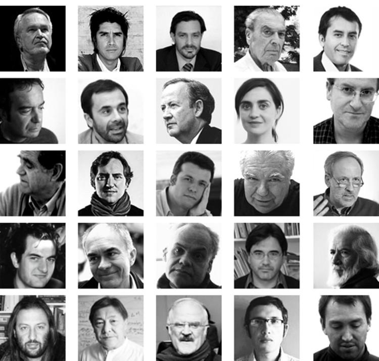 Liberan versión digital de 'Agenda pública', compilado final de la desaparecida revista Cientodiez, Autores invitados a revista Cientodiez. Image