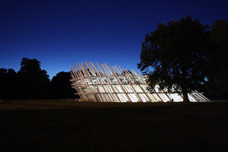 Pabellón para el jubileo de la ciudad  / J. Mayer H. Architects, © Frank Dinger