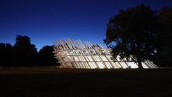 Pavilion for the City Jubilee  / J. Mayer H. Architects