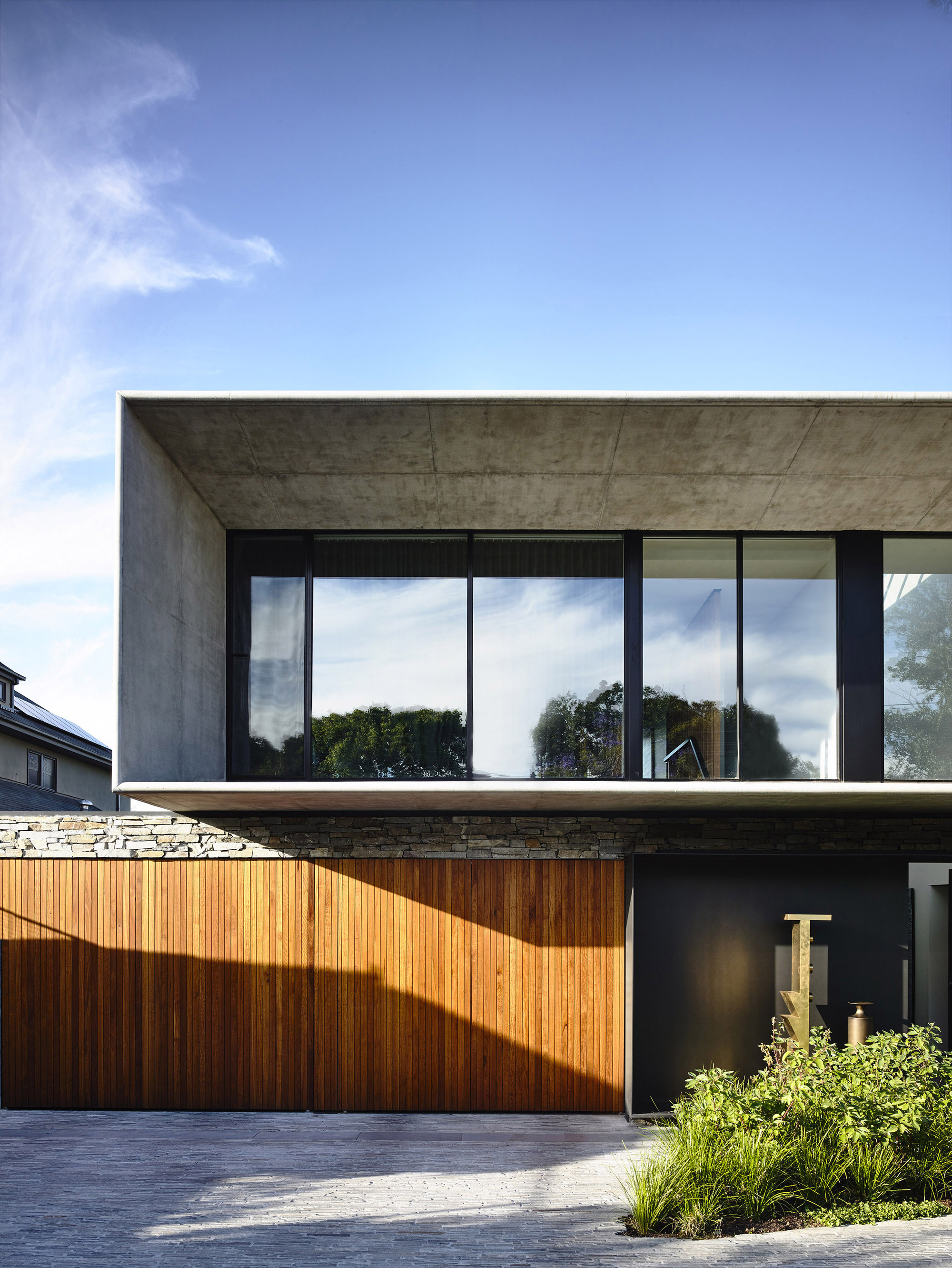 Gallery Of Concrete House Matt Gibson Architecture 14