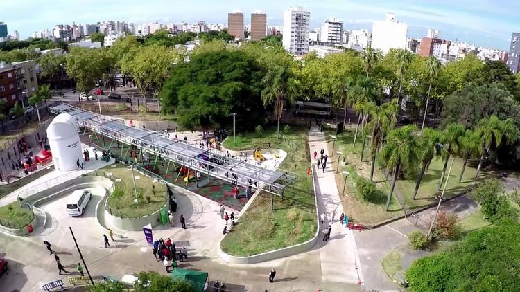 Parque de la Amistad / Marcelo Roux + Gastón Cuña, Cortesía de Marcelo Roux