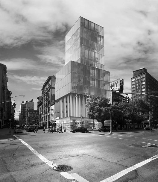 350 Bowery. Imagen © Dror