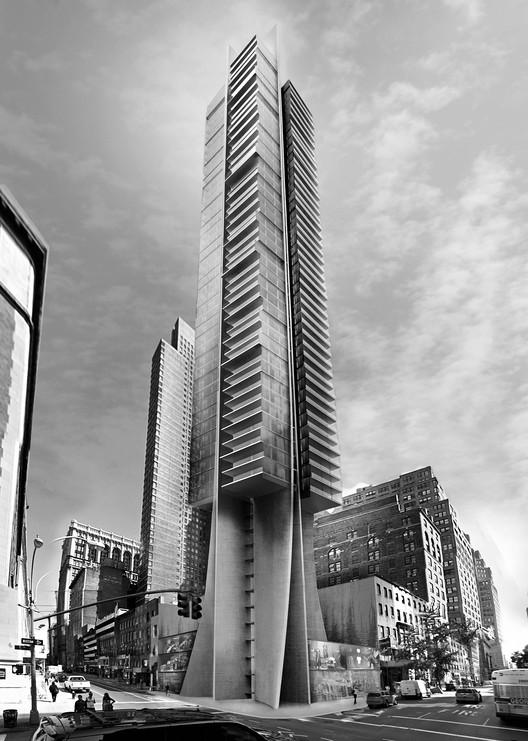281 Fifth Avenue. Imagen © Dror