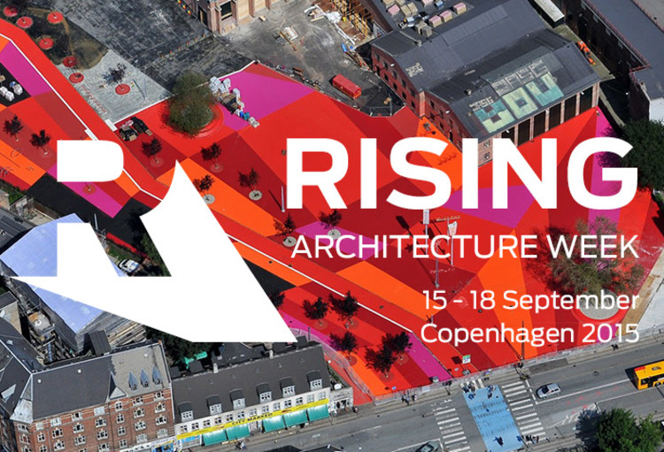 RISING Architecture Week in Copenhagen, Torben Eskerod