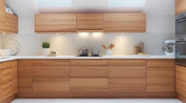 Materiales acabados y revestimientos en cocinas - Materiales muebles cocina ...
