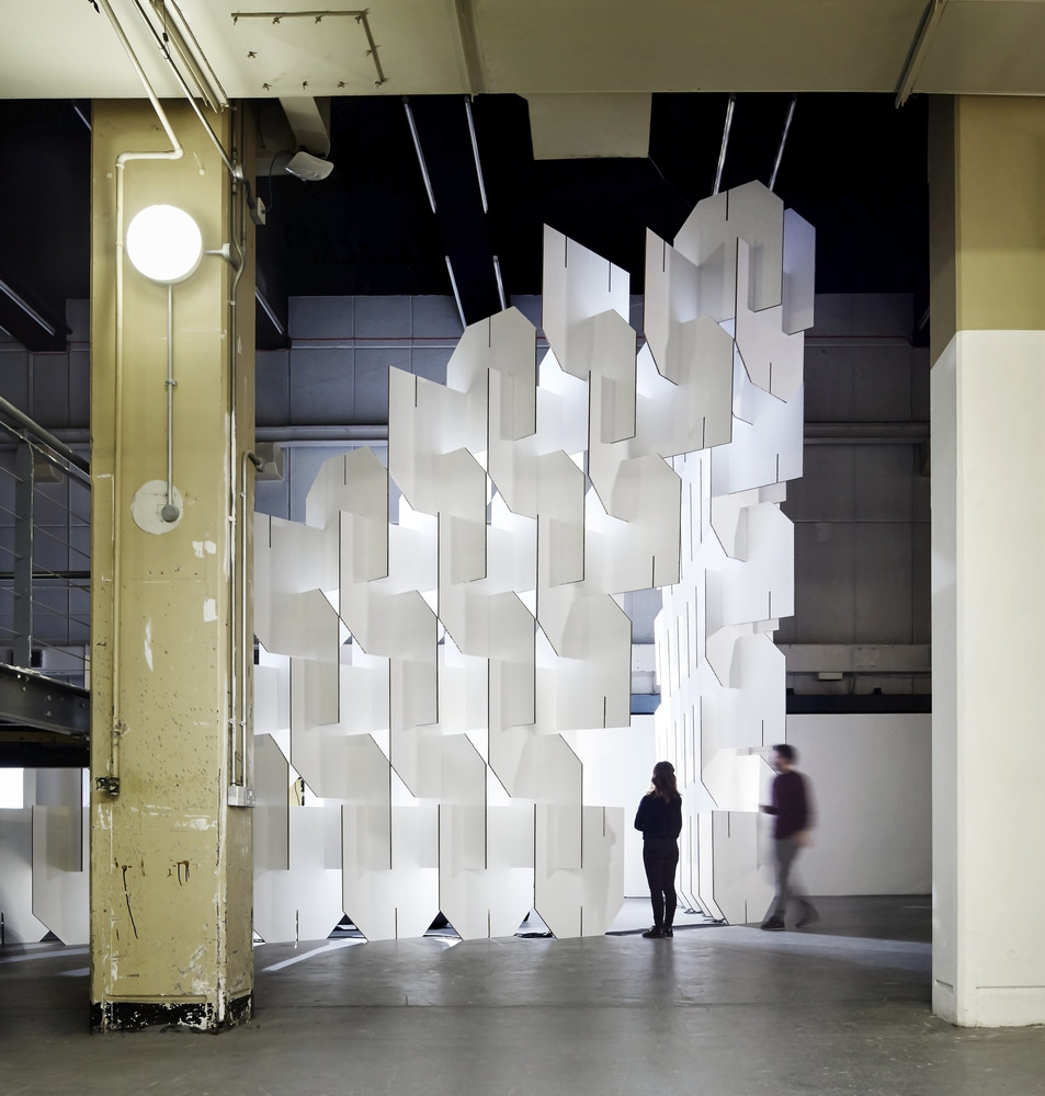 WAF London | A four-day exhibition of the WAF 2015 finalists