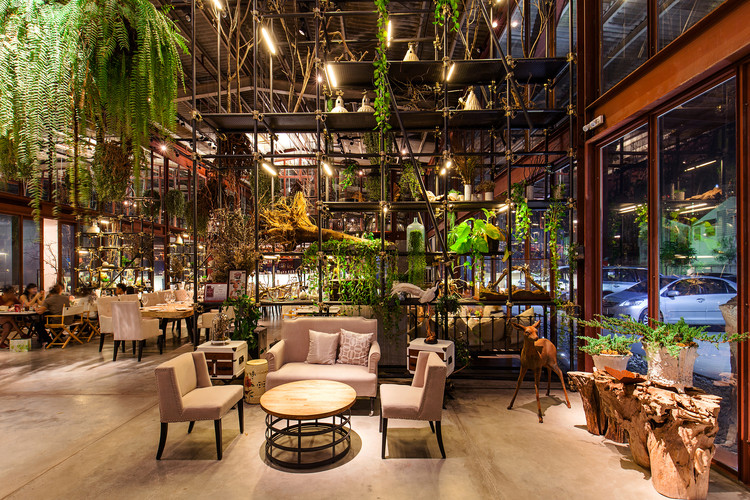 Vivarium  / HYPOTHESIS + Stu/D/O Architects, © Pakkawat Paisitthawee