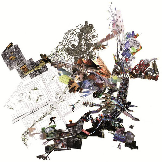 Courtesy of Enric Miralles Foundation