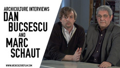 Archiculture Interviews: Marc Schaut and Dan Bucsescu