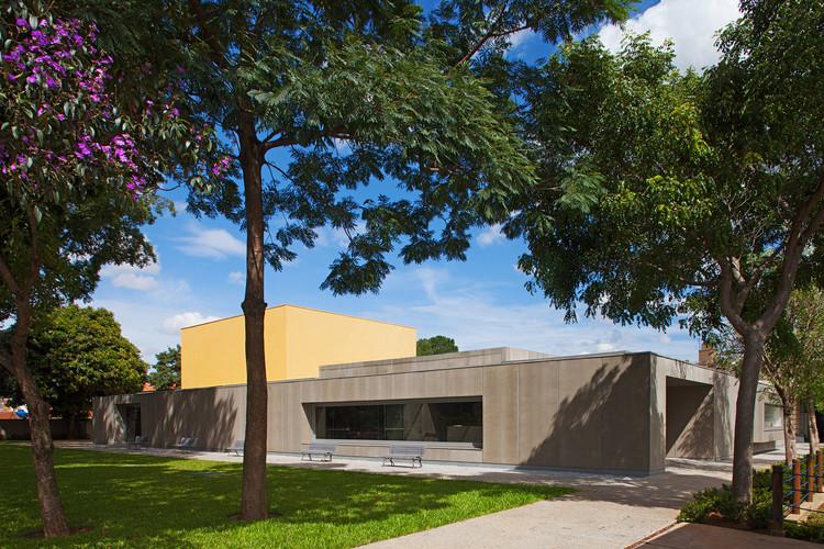 Dona Ana Rosa Institute / RoccoVidal Perkins+Will, © Daniel Ducci