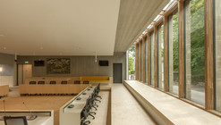 Ayuntamiento de Bloemendaal / NEXT architects