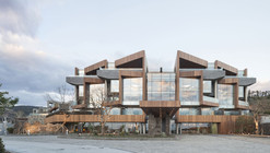 Piscina y Villa Jeju Bayhill / Kim Dong-jin + L'EAU Design