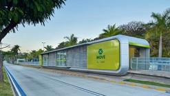 BRT -Estaciones MOVE BH / Gustavo Penna