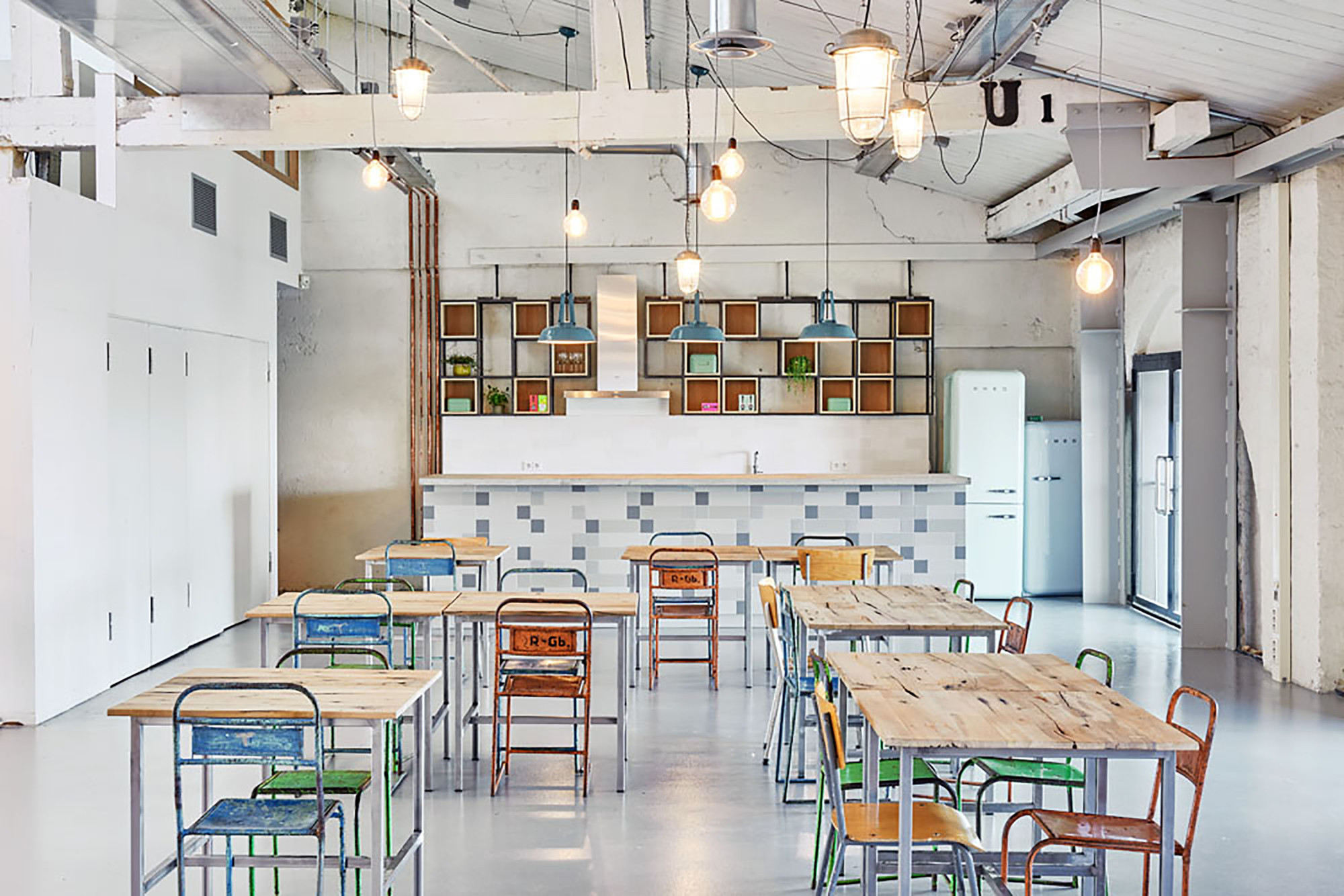 Gallery of fairphone head office in amsterdam melinda for Interior design inspiration industrial