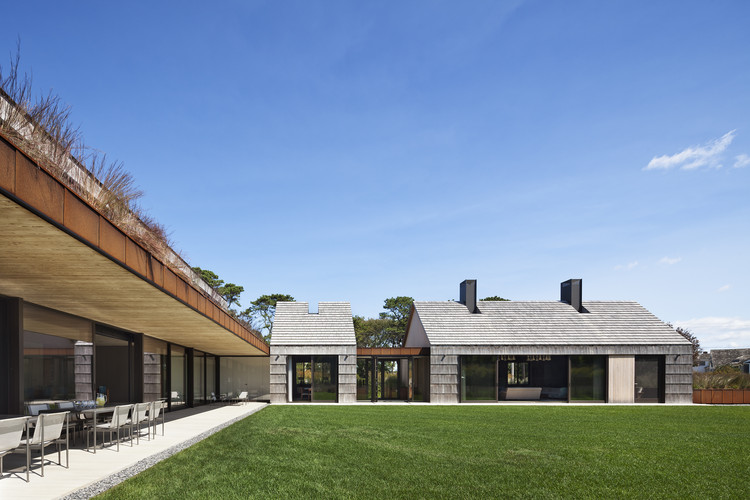 Pierson's Way / Bates Masi Architects, © Michael Moran