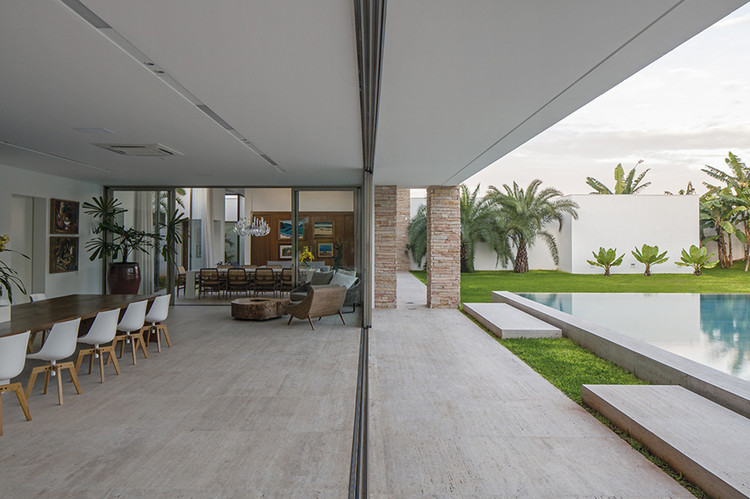 TB House / AGUIRRE ARQUITETURA, © Leonardo Finotti