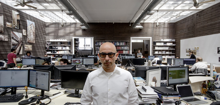 Nader Tehrani Named Dean of Architecture at The Cooper Union, © NADAAA