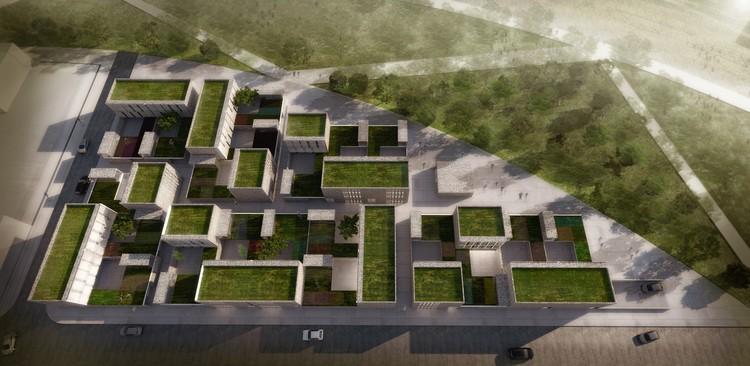 SMF Arquitectos: Gabriel Martinez, Enrique Speroni y Juan Martin Flores (Argentina). Image vía Creativersal