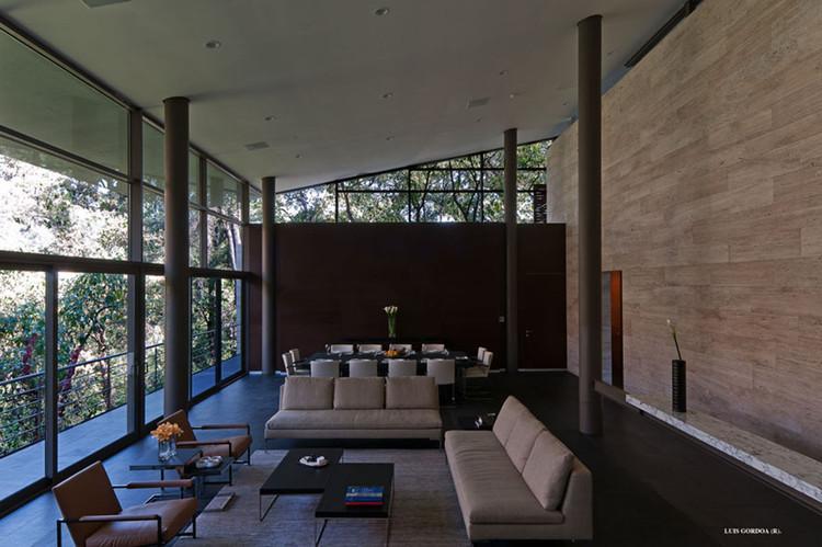 Casa La Hidalga / grupoarquitectura, © Luis Gordoa