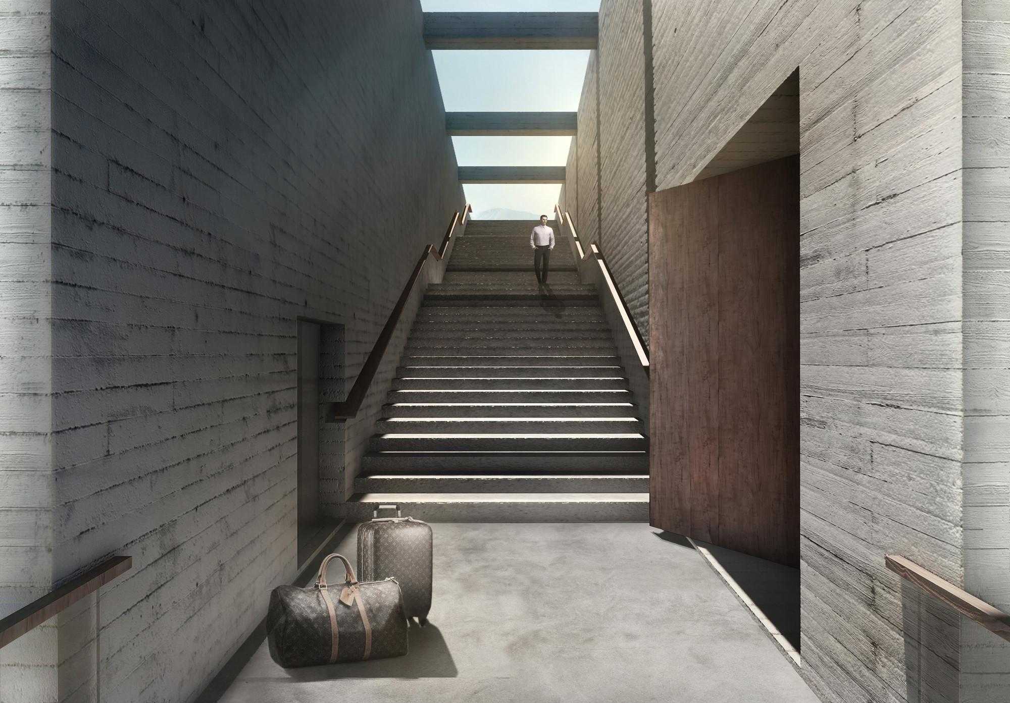 Gallery of live on the edge with opa 39 s casa brutale 12 - Las mejores casas del mundo ...