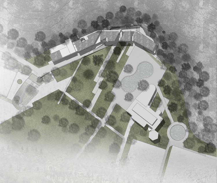Emplazamiento. Image Cortesía de Llosa Cortegana Arquitectos