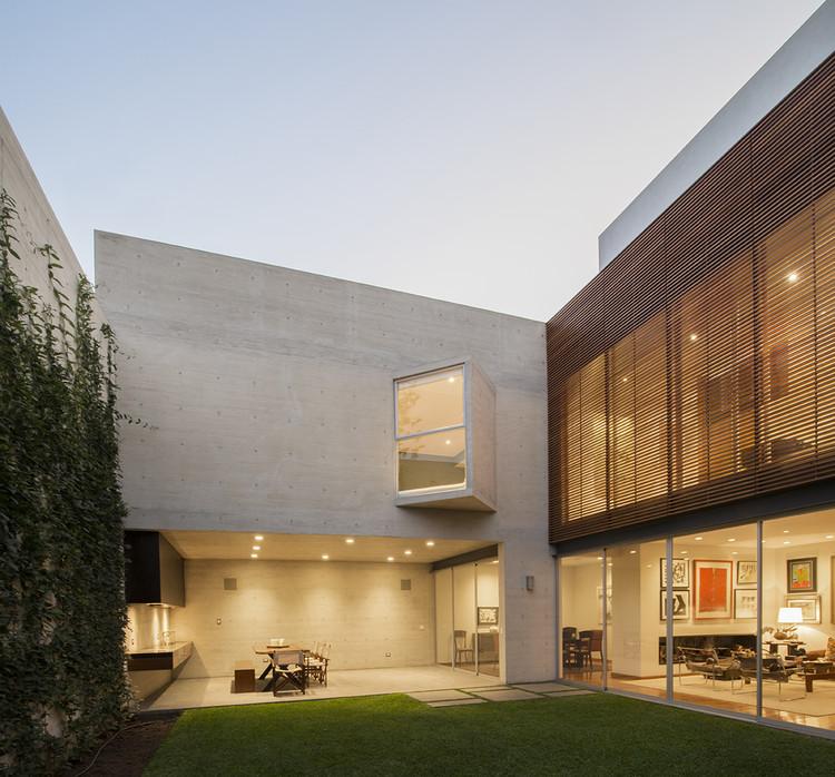 Casa V / Jaime Ortiz de Zevallos, Courtesy of Jaime Ortiz de Zevallos