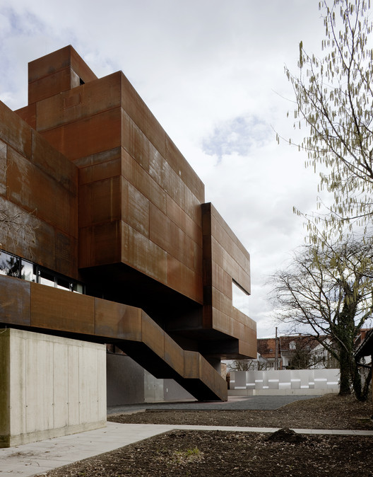 Cultural Centre Bad Radkersburg / Gangoly & Kristiner Architects, © Paul Ott