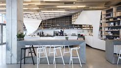 ODIN Bar & Café / Phaedrus Studio