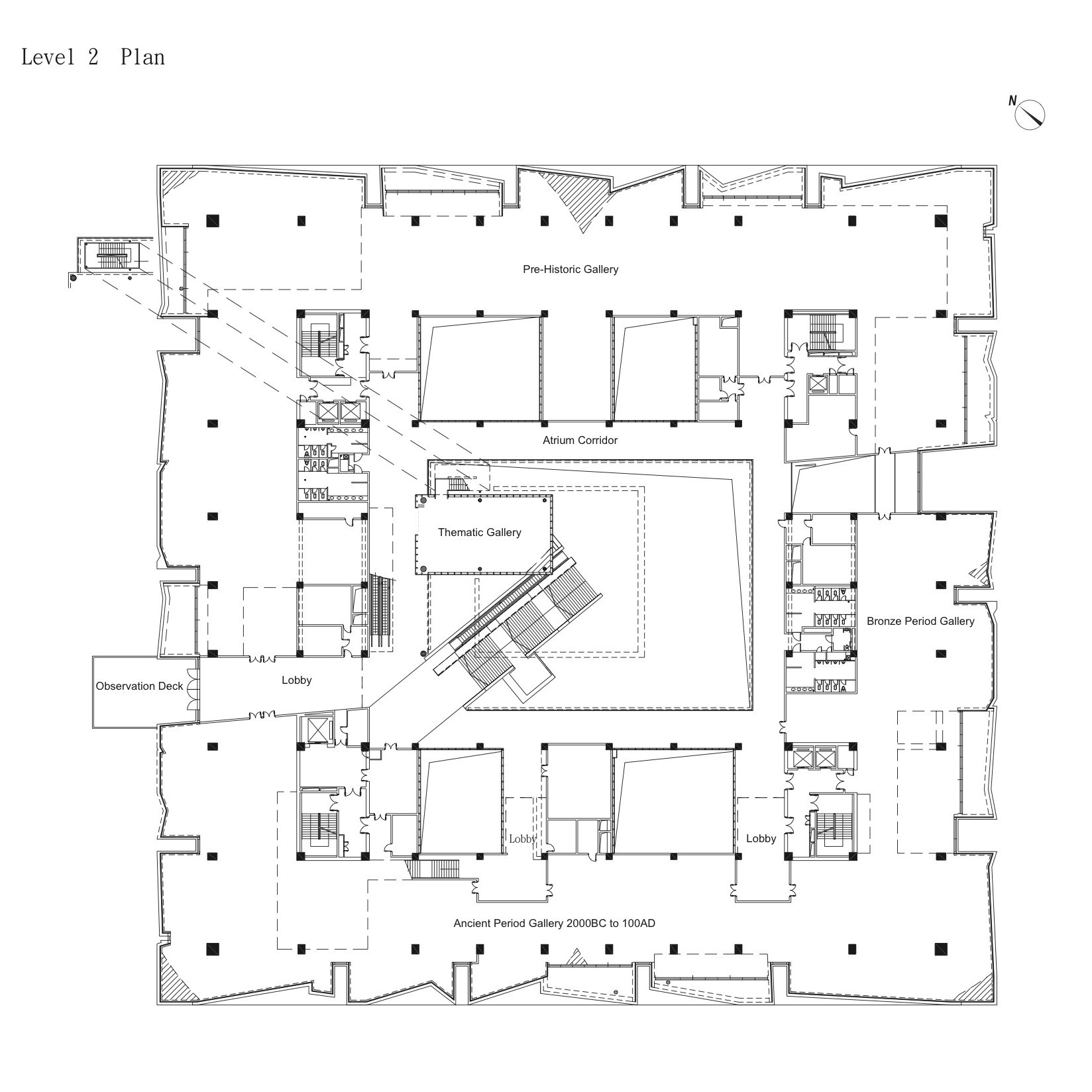 D Exhibition Layout : Gallery of yunnan museum rocco design architects