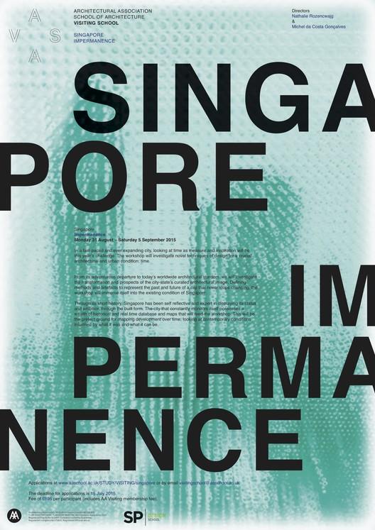 Singapore - Impermanence