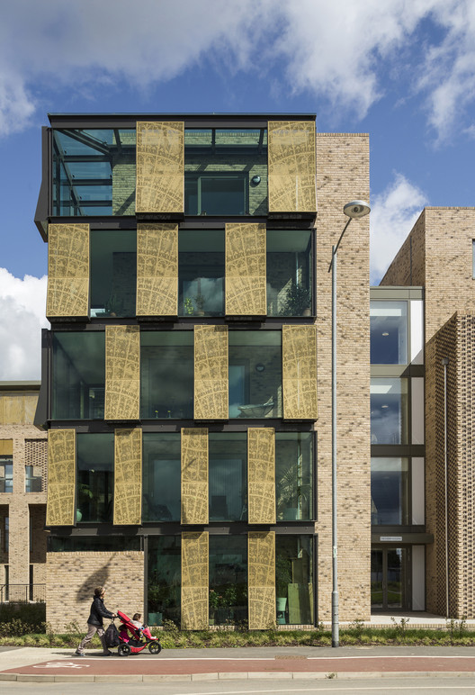 Abode At Great Kneighton Proctor And Matthews Architects