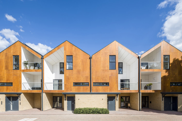 Viviendas Pareadas Woodview / Geraghty Taylor Architects, Courtesy of Geraghty Taylor Architects