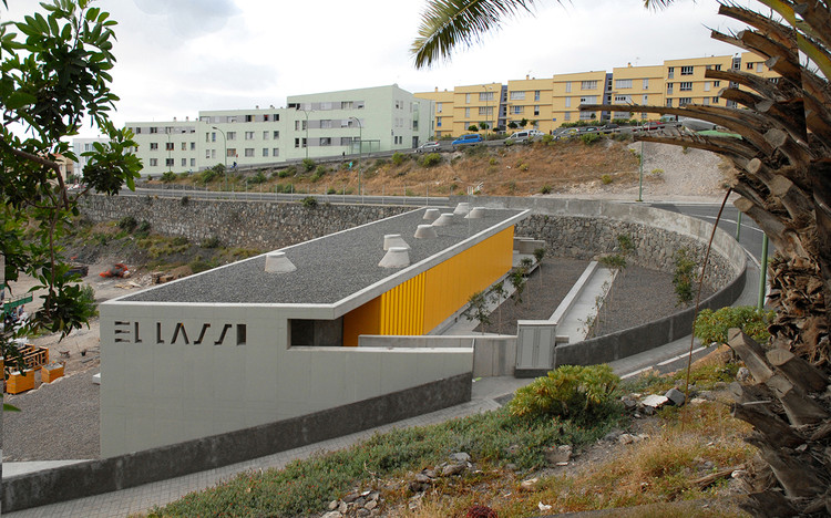 Cortesía de Romera y Ruíz Arquitectos