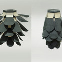An artificial pinecone proof of concept. Image © Chao Chen